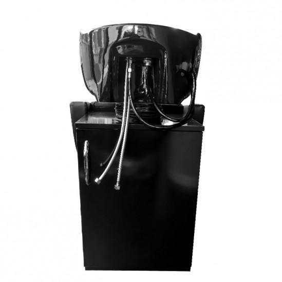 Фризьорска измивна колона с вграден шкаф, IZ299