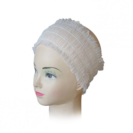 Ленти за коса от нетъкан текстил Softcare, 100 бр.