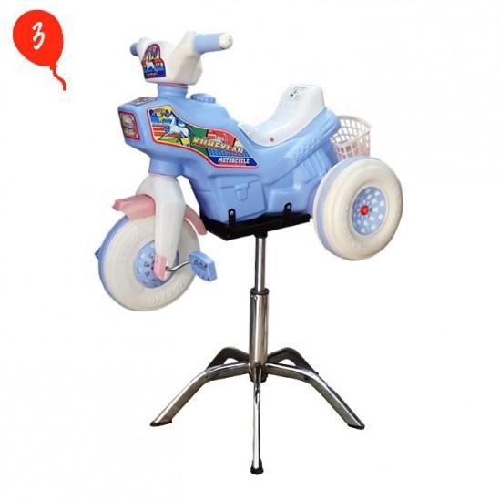 Детски фризьорски стол 131 - Син