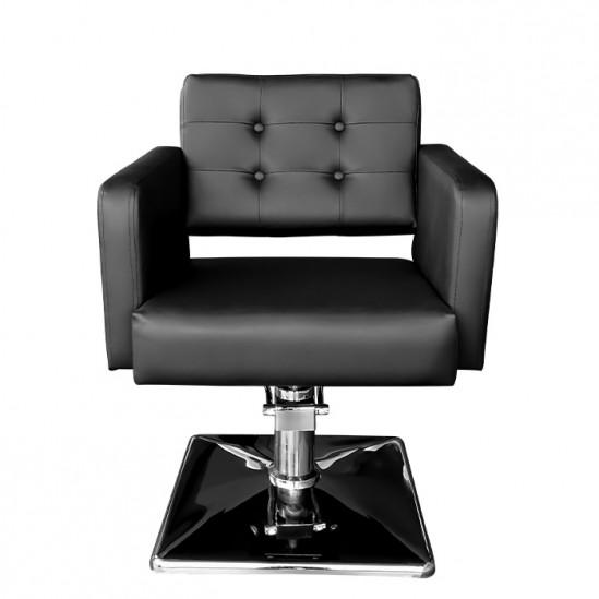Кожен фризьорски стол - NRP620
