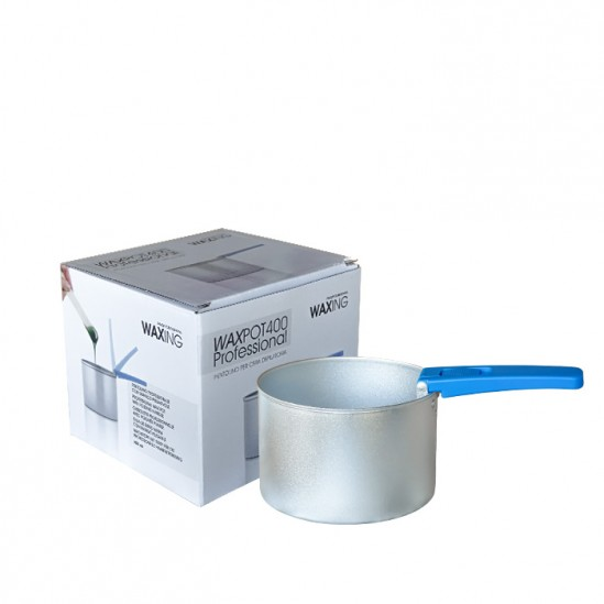 Термоустойчив контейнер за разтапяне на перли и дискове WAXPOT400