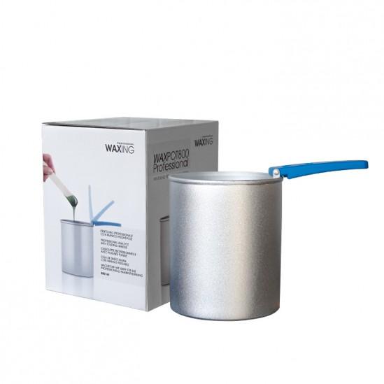 Термоустойчив контейнер за разтапяне на перли и дискове WAXPOT800