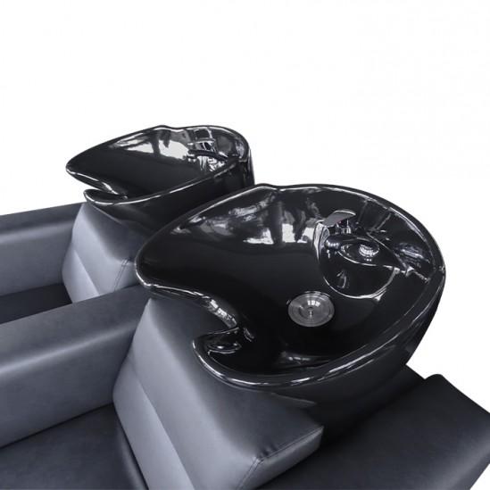 Двойна фризьорска измивна колона, WMM2500