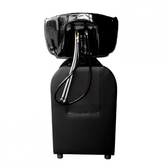 Стилна измивна колона за фризьорски салон модел В056