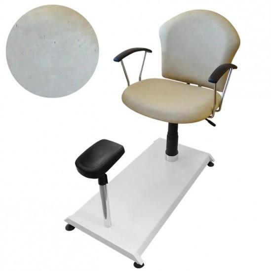 Стол за педикюр 2201 бежов