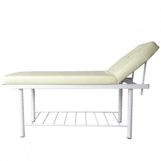 Легло за масаж и козметика KL260, Бежов - 70см