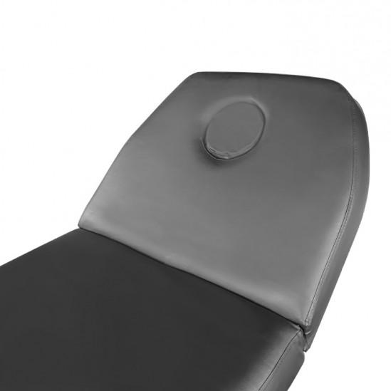 Легло за масаж и козметика KL260, Черен - 60см