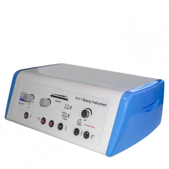 Мултифункционален козметичен уред RU-401, 4 в 1