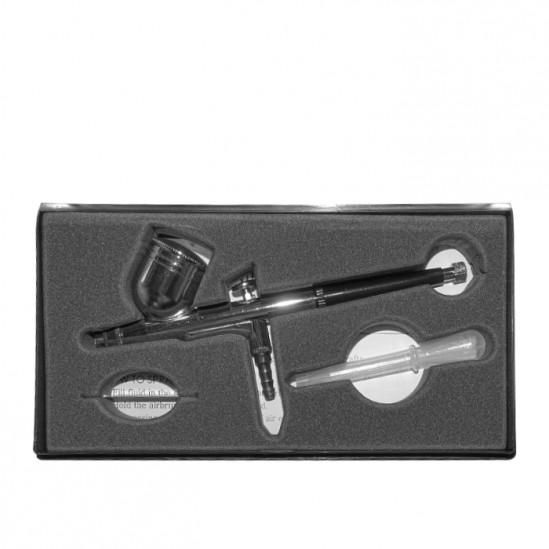 Козметичен уред 2 в 1 - Диамантено микродермабразио и спрей Mini Injection