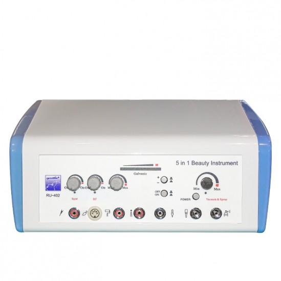 Мултифункционален козметичен уред RU-402, 5 в 1