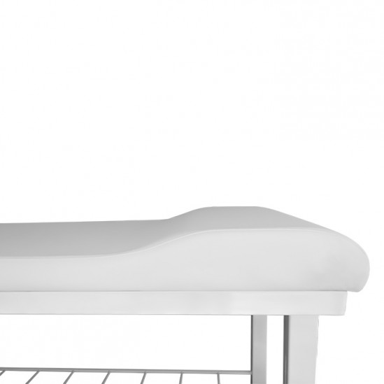 Стационарна масажна кушетка, KL280 - ширина 70см