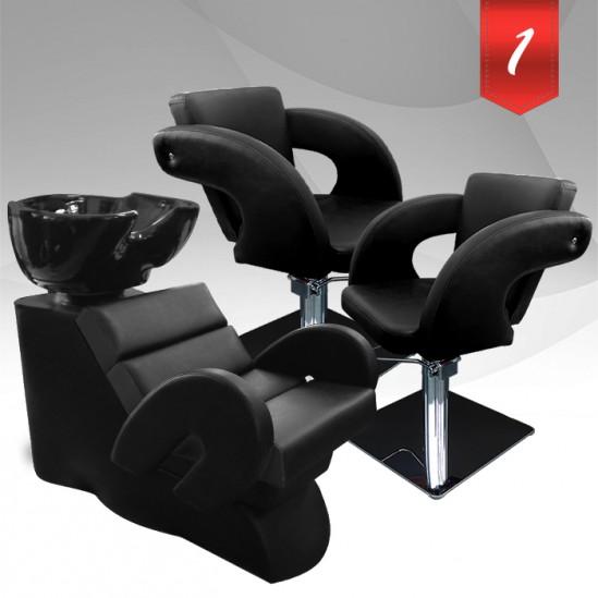 Пакет с професионално фризьорско оборудване 2011