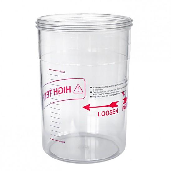 Пластмасов буркан с резба за пароозонатор В002