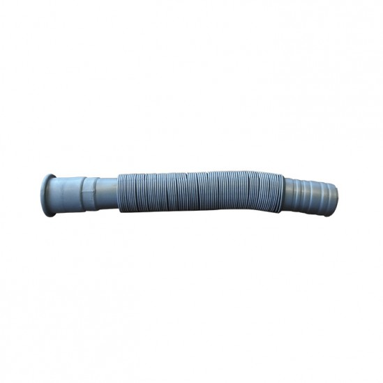 Гофрирана огъваща се тръба за измивна колона