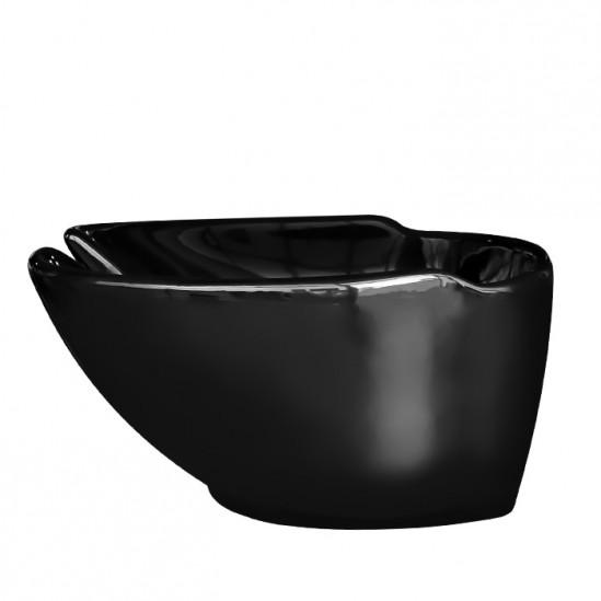 Мивка за измивна колона черна - DM3