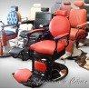 Стилен професионален бръснарски стол КА16