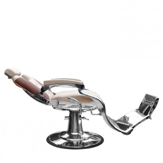Бръснарски стол с елегантна визия - Модел IM243