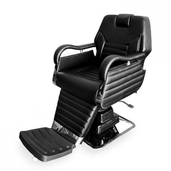 Бръснарски стол с поставка за крака - N505