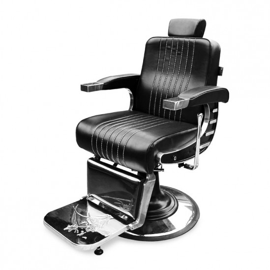Бръснарски стол със стилна визия - IM237