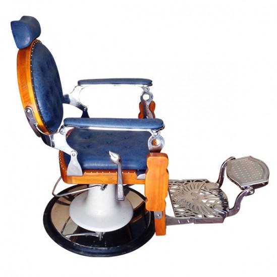 Луксозен бръснарски стол BO52