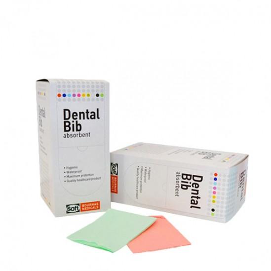 Стоматологични лигавници в кутия - 2 пласта - 182