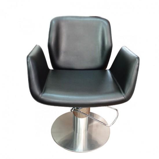 Фризьорски стол, HA295 - черен