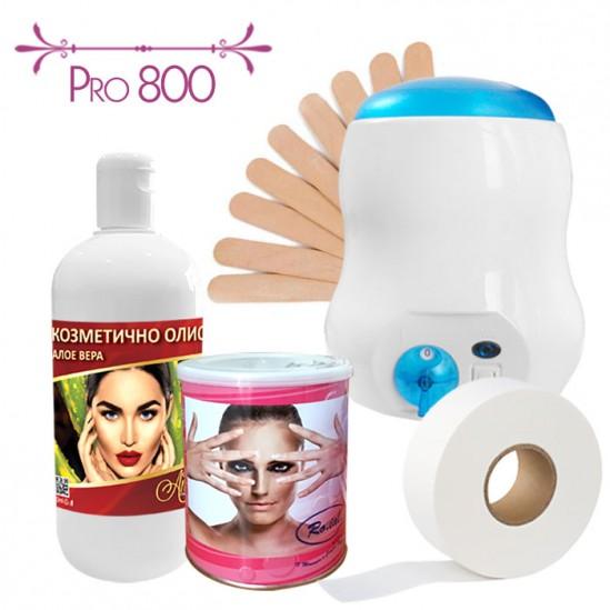 Пакет за епилация с кола маска - Pro 800