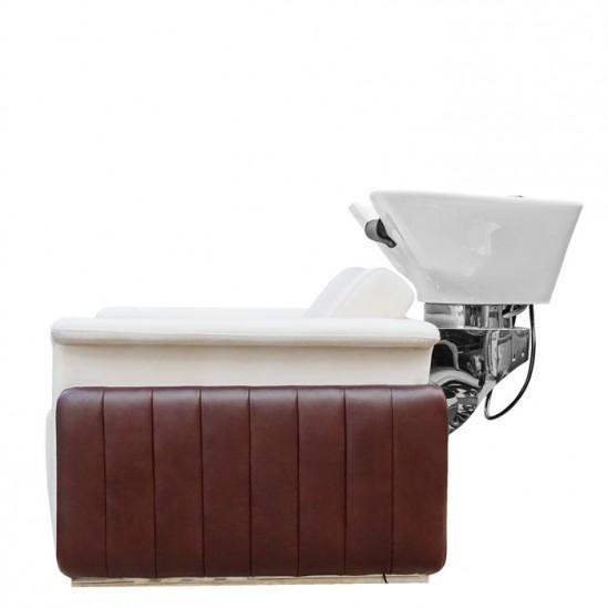 Електрическа измивна колона със стойка за крака - IM239