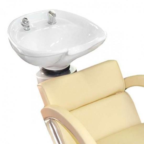 Фризьорска измивна колона с керамична мивка модел 3530