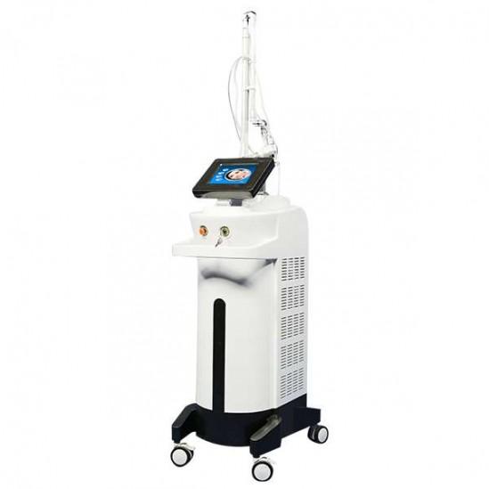 Фракционен C02 лазер за премахване на белези и подмладяване