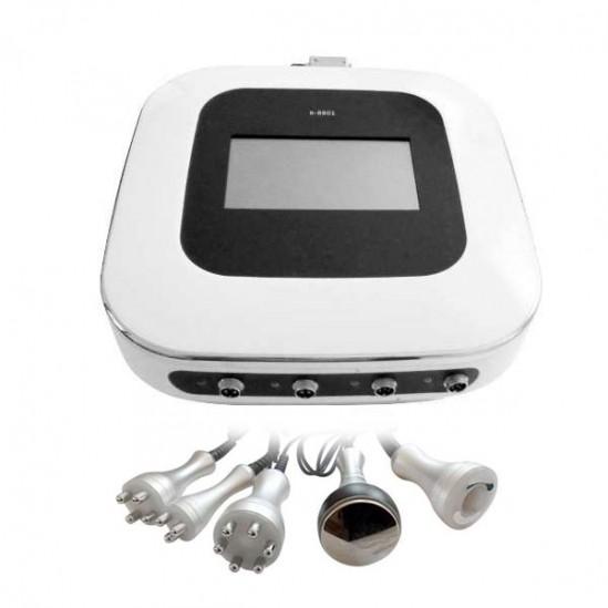 Козметичен уред за - Мултиполярен RF + Вакуум и Кавитация B-8801