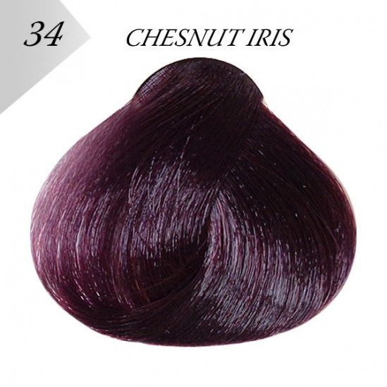 Боя за коса - CHESTNUT IRIS , №34 - Londessa