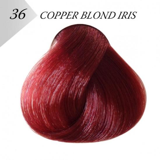 Боя за коса - BLOND COPPER IRIS , №36 - Londessa