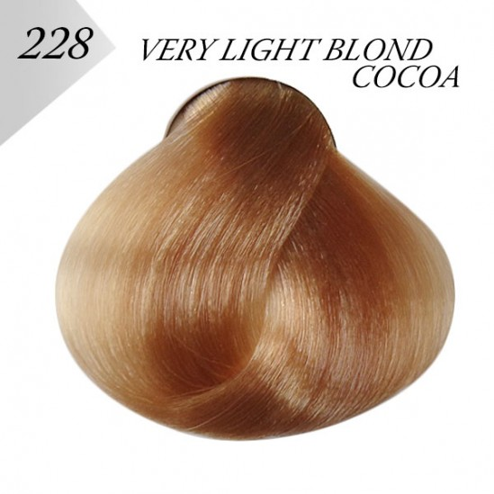 Боя за коса - VERY LIGHT BLOND COCOA, №228 - Londessa