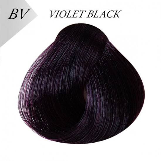 Боя за коса - VIOLET BLACK , № BV - Londessa