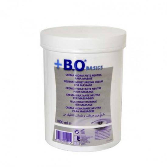 Неутрален крем за масаж - +B.O BASIC