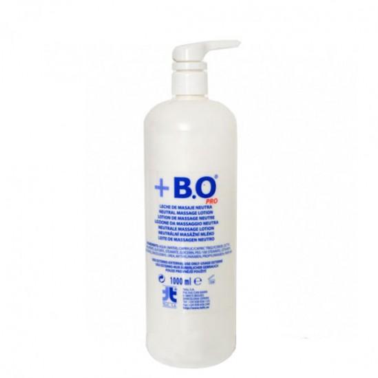 Професионален балсам за масаж с помпа - +B.O PRO