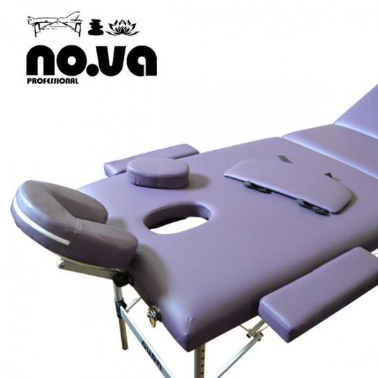 Алуминиева масажна кушетка, NO.VA Aero Plus, NV31