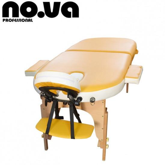 Дървена масажна кушетка NO.VA Ello Delux NV23
