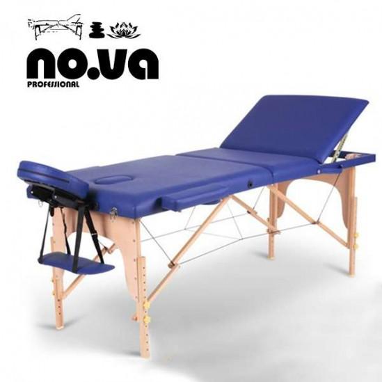 Преносима дървена масажна кушетка, NO.VA Standart Plus, NV31