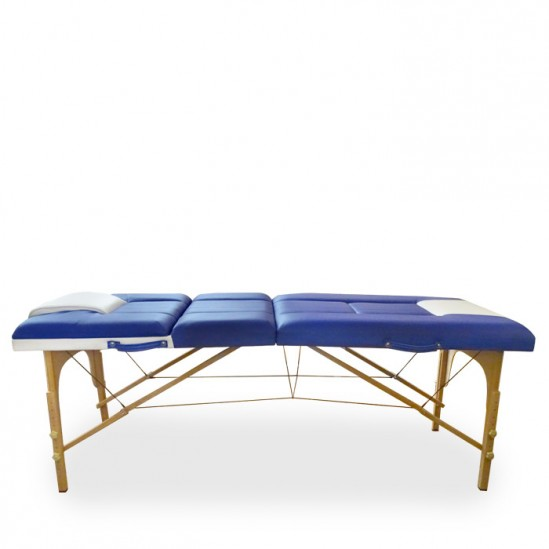 Преносима масажна кушетка с повдигащ механизъм W3041