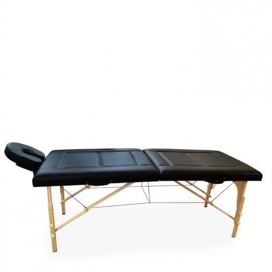 Преносима дървена масажна кушетка W204
