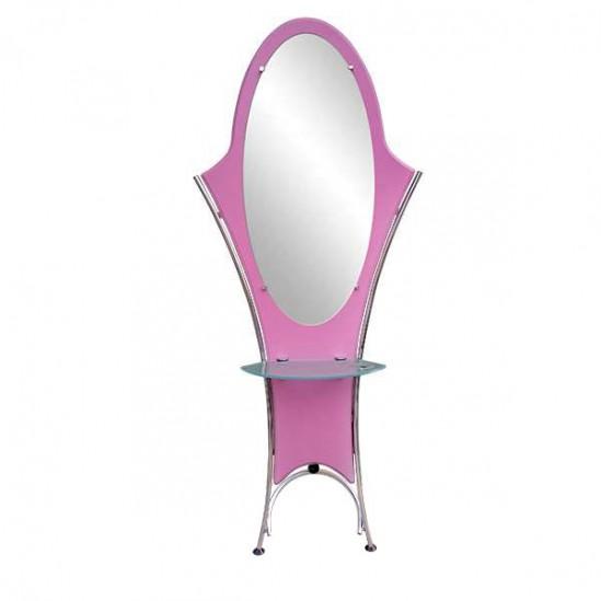 Атрактивно работно огледало за фризьорски салон модел М44
