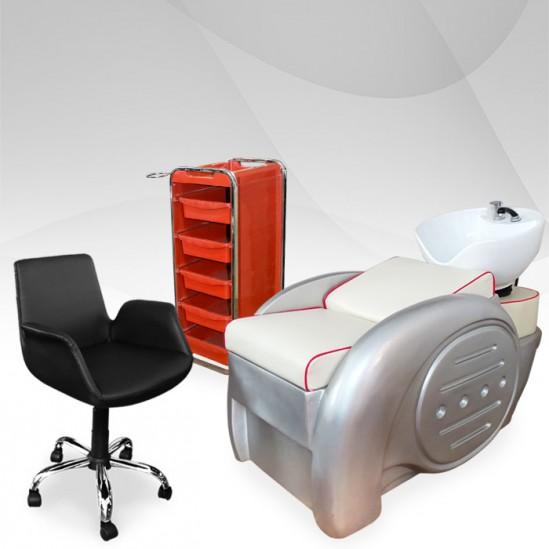 Професионален фризьорски пакет RED
