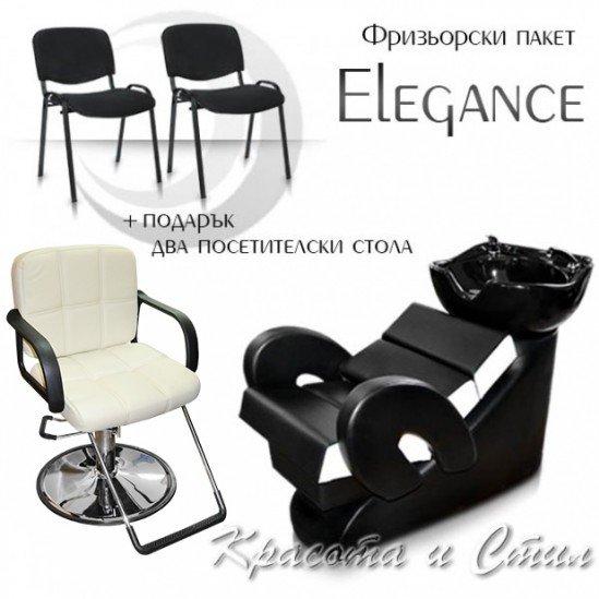 Професионален фризьорски пакет Elegance